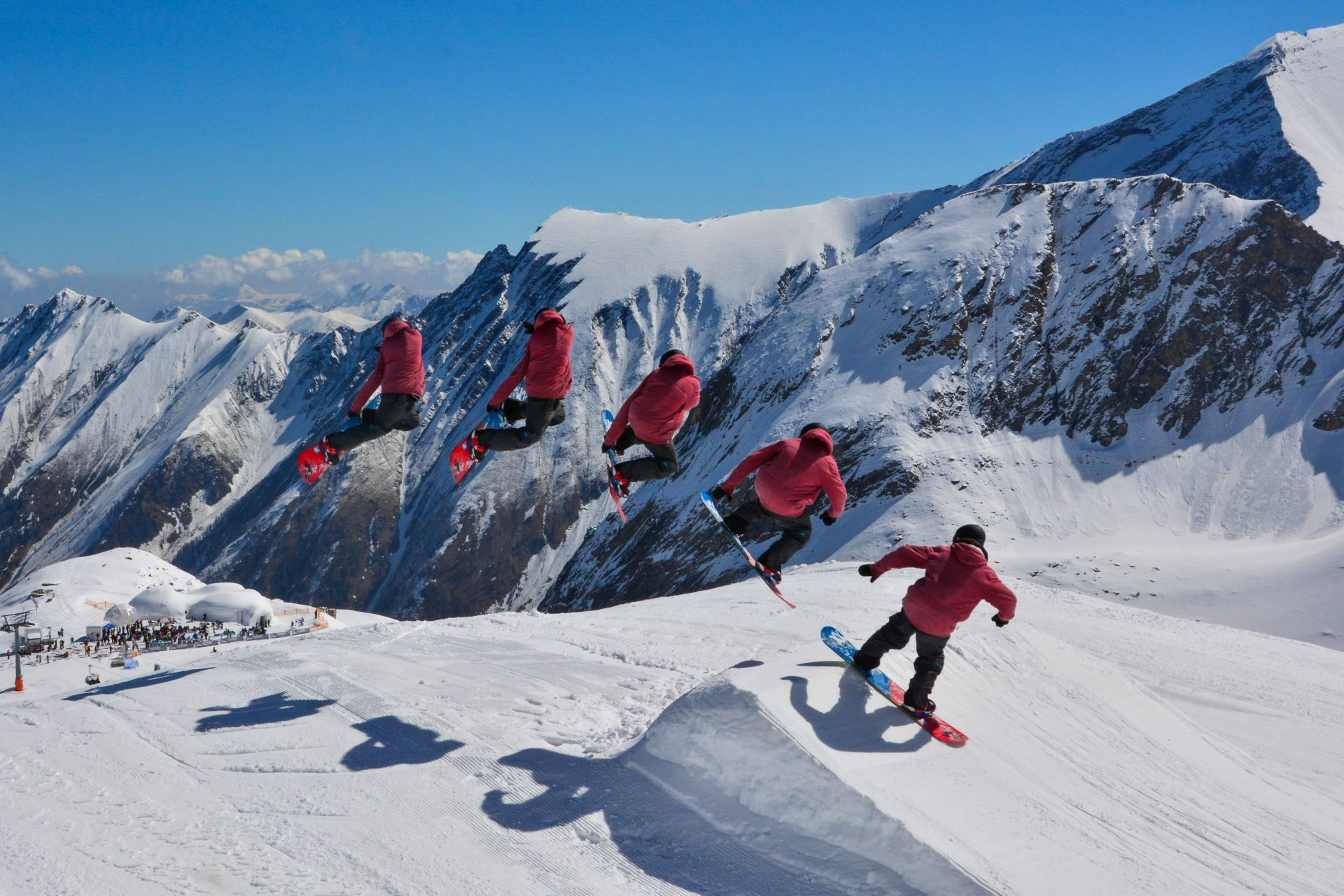 Top tips to make the most of spring skiing