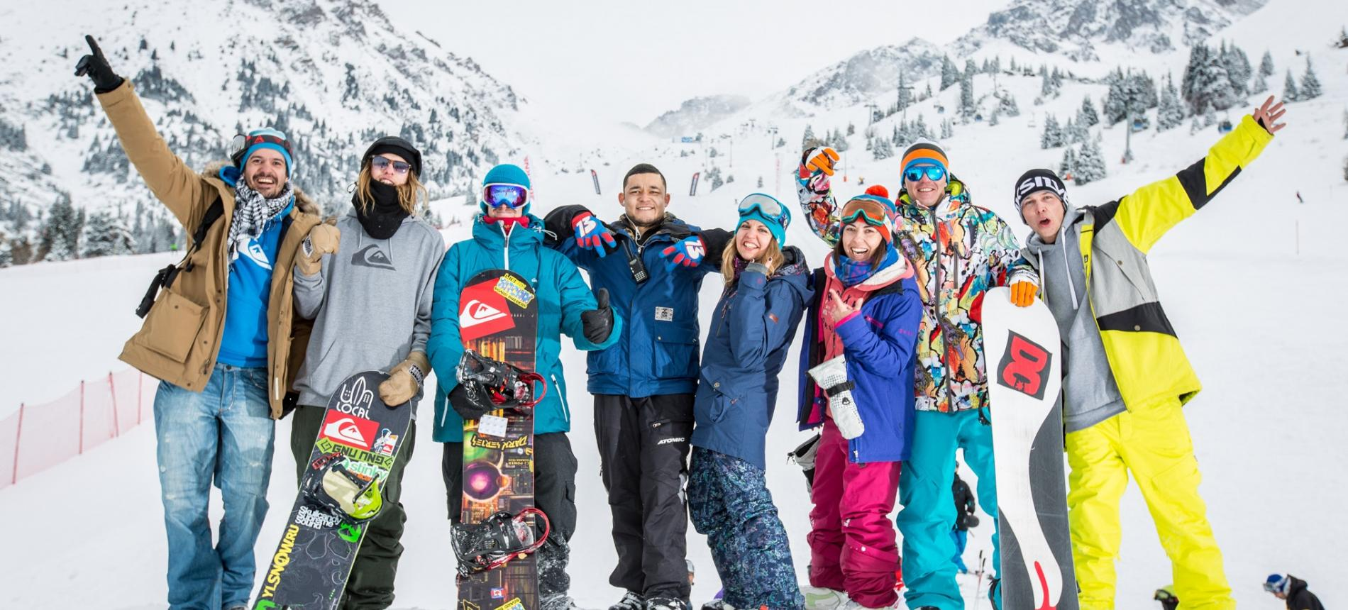 HERO group snowboard stock