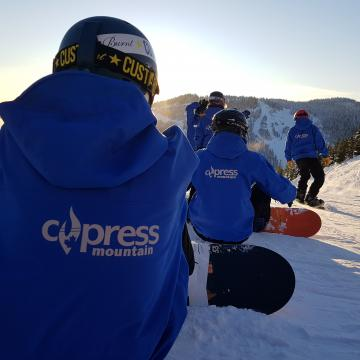 HERO Cypress Canada Snowboard Uniform