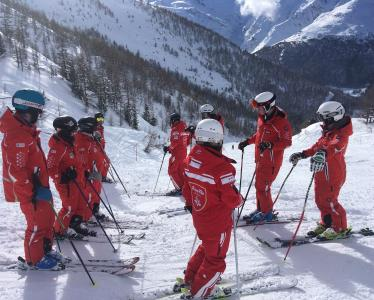 Saas Fee Switzerland Ski uniform