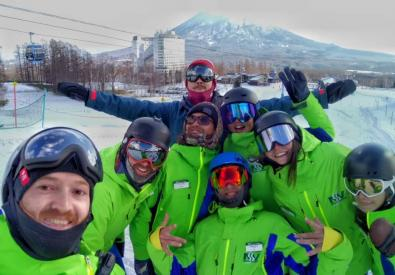 How to become a ski instructor in Japan