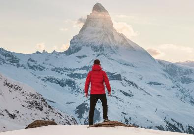 HERO scenery Zermatt Switzerland