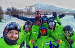 HERO Niseko Village Japan group